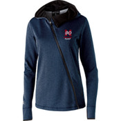 Hard 90 Baseball Ladies Angled Jacket