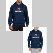 Hard 90 Baseball Performance Hoodie