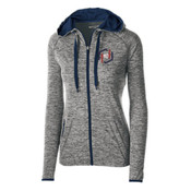 Hard 90 Ladies Full Zip Jacket
